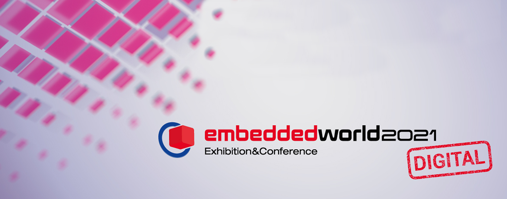 COMPRION at the embedded world 2021 Digital Conference
