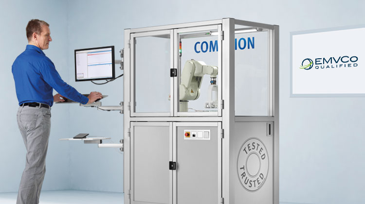COMPRION EMVCo PICC Analog Test Solution Qualified for Version 2.6a