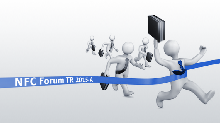 COMPRION – First to Be Approved for NFC Forum TR 2015-A