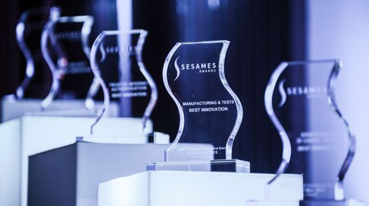 Two COMPRION Products Nominated for SESAMES Awards