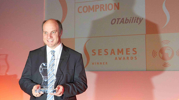 Over-The-Air (OTA) Test Solution Honored with SESAMES Award
