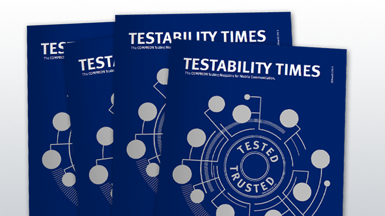 The New Testability Times Is Ready