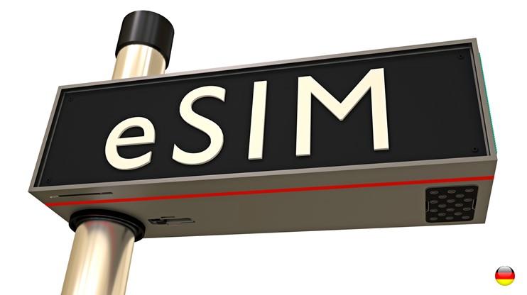 Mobile Kommunikation mit eSIM schafft Wettbewerbs -vorteile