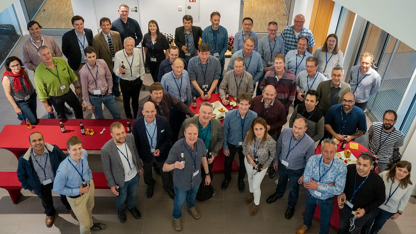 eSIM LITE Event - GSMA's First Live Interoperability TestFest held in COMPRION Headquarters