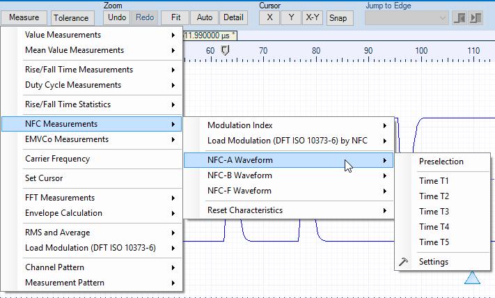 Use Quick Measurement Feature