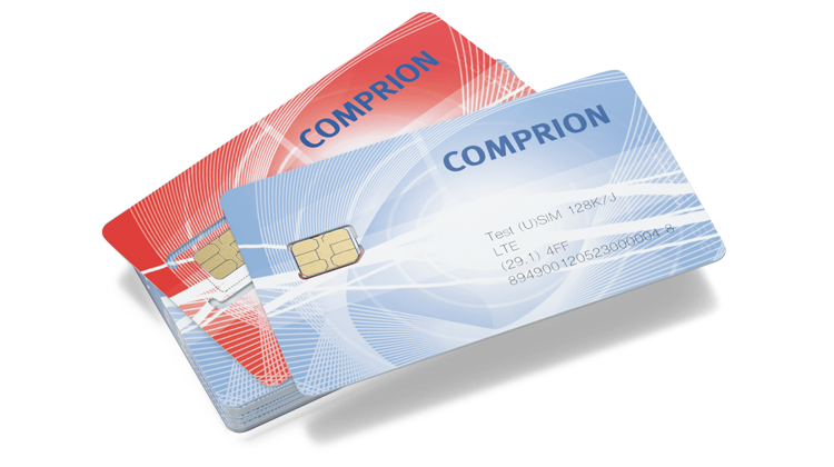 COMPRION News: COMPRION launches new Test eUICC (Test eSIM)