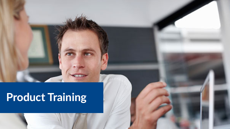 Product Training: Well-Trained in All Areas