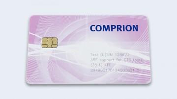 128K/J LTE CTS Test (U)SIM – 4FF