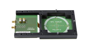 NFC Forum Reference Antenna Poller 0