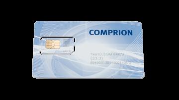 64K/J Test (U)SIM – Plug-in