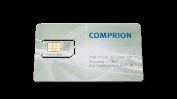 32K GSM Phase 2+ Standard 1 Test SIM