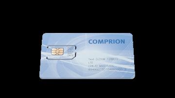 128K/J LTE Test (U)SIM – Mini-UICC