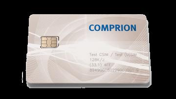 128K/J Test CSIM/Test (U)SIM – 4FF