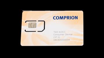 512K/J Test eUICC - Consumer Device